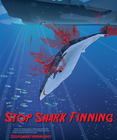 Stop Shark Finning by Jet22