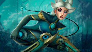 Camille by ROGUEKELSEY
