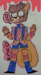 Goretober D18: Gore In Pink! by Doodle-s