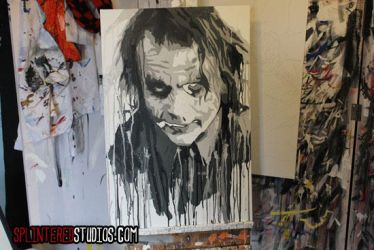 Joker (In Progress) by StephenQuick