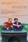 Jaime and Hook Watch Avatar by pristineungift