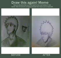 Ichigo: Before and After by bleach-aholicX3