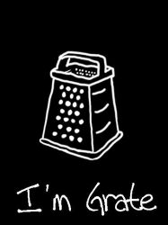 I'm Grate by psivamp