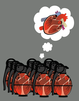 heart grenades by wreckfish