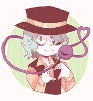koishi by Ami-Latino