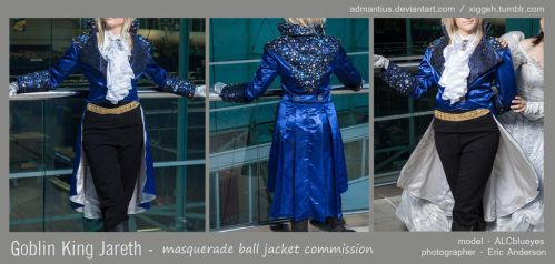 Jareth Coat Commission by Admantius