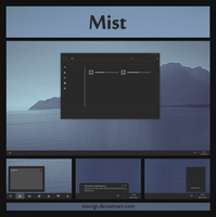 Mist by msergt