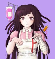Mikan Tsumiki: Take Care by Hoel-ART