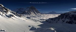 Mountain of Souls by Camille-Besneville