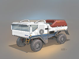 Sketchwars - DAF 95 TurboTwin X1 redesign by Legato895