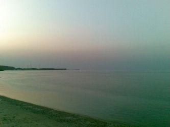 AinSokhna_Beach by etech-savvy