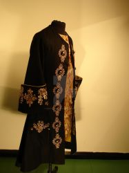 Black Gold Frockcoat by RobynGoodfellow
