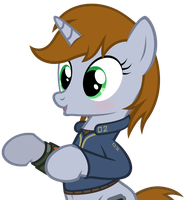 LittlePip is Piano Pone! by MrLolcats17