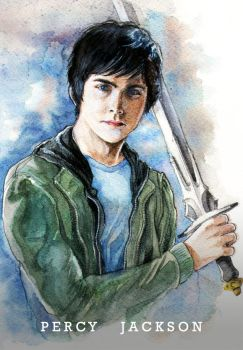Percy Jackson by pauldng
