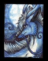 ElorenLeianor ACEO by Suenta-DeathGod