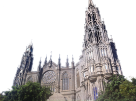 Cathedral png by Skitime123