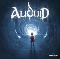 Aliquid - Cover Art by Onimetal