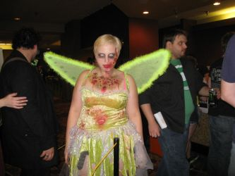 zombie Fairy by cat55