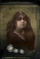 the ghost in the rose v.1 by Bohemiart