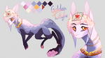 #34 Golden Twilight Adopt-AUCTION|OPEN by Tr4shm4n