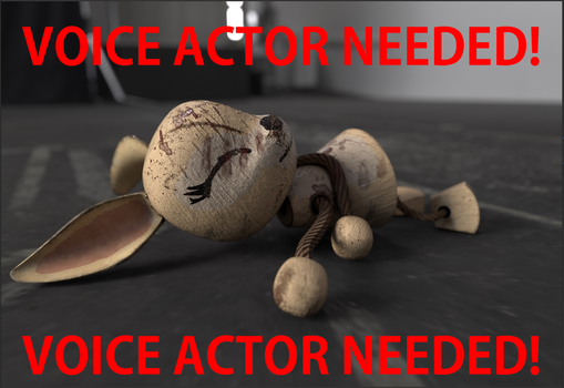 VOICE ACTOR NEEDED! (Read Desc) by Qutiix