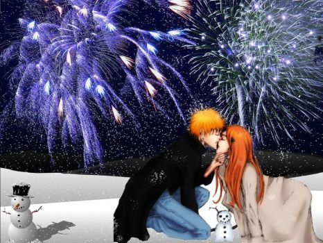 Ichihime: Winter warmth- V1 by twix10