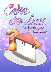 Cake de Lux! - Full Comic PDF download by Luxianne