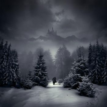 nocturnal wandering... by Alcove