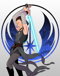 The Last Jedi by Cadhla182