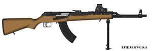 Tate Arm's SKS-41 by GeneralTate