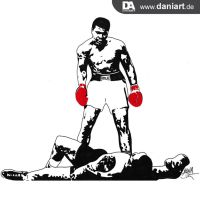 Muhammad Ali by daniart-de