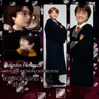 Photopack: Harry Potter and the Philosopher's Ston by JenniferBomerGrey