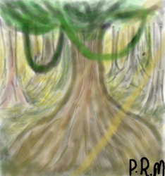 Random tree by ZeldaDairylover54