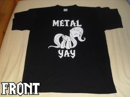 METAL YAY by Grumbeerkopp