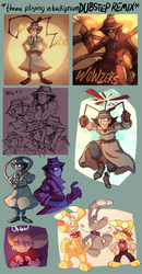 DODODODOO INSPECTOR GADGET by Slitherbot