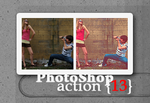 PS action: 13 by falCie