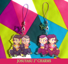Charms - Josuyasu by whinges