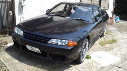 NISSAN GTS-R R32 by toto1029