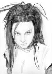 Amy Lee by Heidi-the-ring