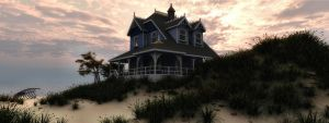 House at the Dunes by OfTheDunes