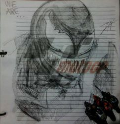 ...VENOM!!! by SpiderDetentionaire