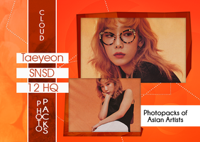 31 | Taeyeon SNSD PHOTOPACK by CloudPhotopacks