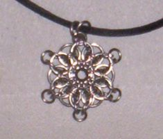 Celtic Star Pendant by DonaIvanova