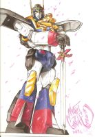Brave Express Might Gaine by SoundWaver1984