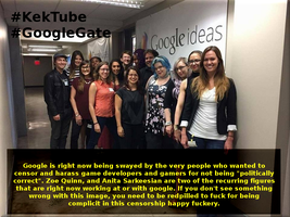 KEKTube-GoogleGate by paradigm-shifting