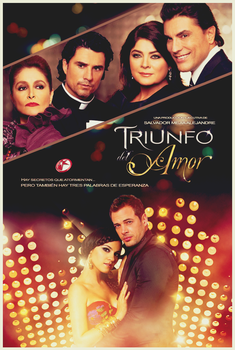 Triunfo Del Amor Poster by inmany