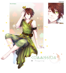 [Yosei] COMMISSION by Noreth-Adopts