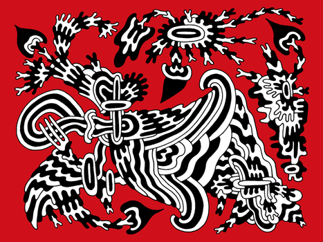 Doodle January 16th 2010 by cargill