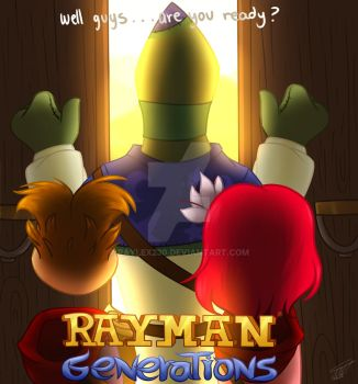 Rayman Generations: Are you ready? by raylex230
