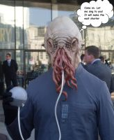 The Singing Ood by UncleGargy